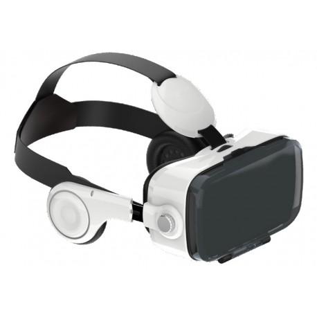 Archos - VR Glasses 2 Gafas de realidad virtual 410g Negro, Color blanco