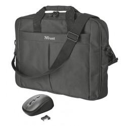"Trust - Primo maletines para portátil 40,6 cm (16"") Maletín Negro - 21685"