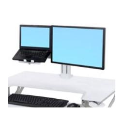 Ergotron - 97-933-062 Blanco Soporte accesorio de carrito para portátil y ordenador