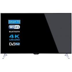 """Hitachi - 65HZ6W69 65"""" 4K Ultra HD Smart TV Wifi Negro LED TV"""