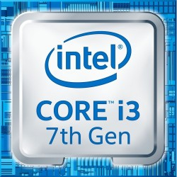 Intel - Core ® ™ i3-7300 Processor (4M Cache, 4.00 GHz) 4GHz 4MB Smart Cache Caja procesador