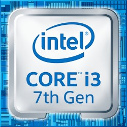 Intel - Core ® ™ i3-7100 Processor (3M Cache, 3.90 GHz) 3.9GHz 3MB Smart Cache Caja procesador