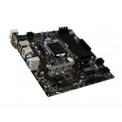 MSI - B250M PRO-VDH Intel B250 LGA 1151 (Socket H4) microATX placa base