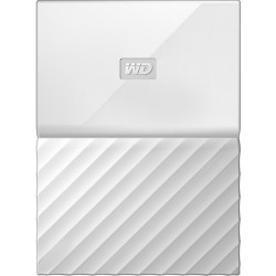 Western Digital - My Passport disco duro externo 4000 GB Blanco