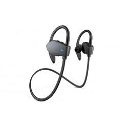 Energy Sistem - Energy Earphones Sport 1 Bluetooth Auriculares gancho de oreja Negro, Grafito
