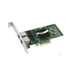 Intel - PRO/1000 PT Dual Port Server Adapter Interno 1000Mbit/s adaptador y tarjeta de red