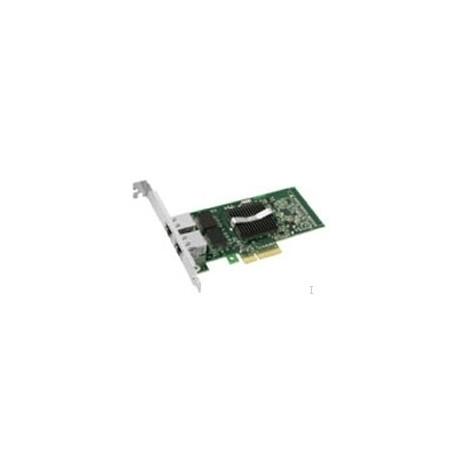 Intel - PRO/1000 PT Dual Port Server Adapter Interno 1000Mbit/s adaptador y tarjeta de red