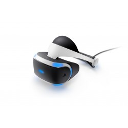 Sony - PlayStation VR Dedicated head mounted display 610g Negro, Blanco