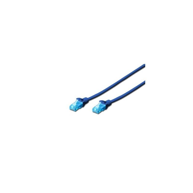 Digitus - 3m Cat5e U/UTP cable
