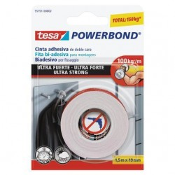 TESA - Powerbond Ultra Strong 1,5 m