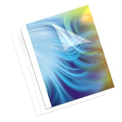 Fellowes - 5379701 A4 PVC Blanco 20pieza(s) cubierta