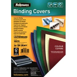 Fellowes - Delta A4 Papel Blanco 100 pieza(s)