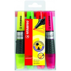 Stabilo - luminator Multi 4pieza(s) marcador