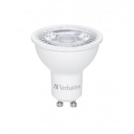 Verbatim - 52644 5W GU10 A+ Blanco cálido lámpara LED
