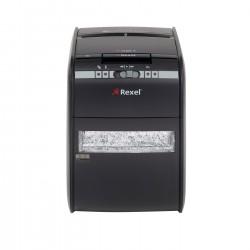Rexel - Auto+ 90X triturador de papel Corte cruzado 22,5 cm 60 dB Negro