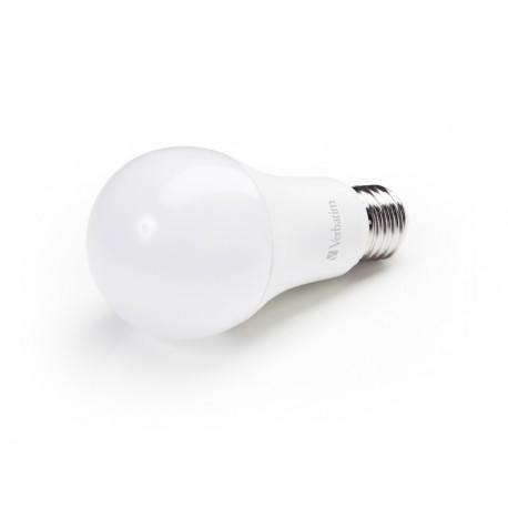 Verbatim - Classic A 5.5W E27 A+ Blanco cálido lámpara LED