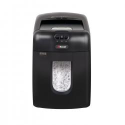 Rexel - Auto+ 130X triturador de papel Corte en partículas 22,5 cm 60 dB Negro