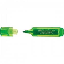 Faber-Castell - TEXTLINER 1546 Punta de cincel/fina Verde claro 1pieza(s) marcador
