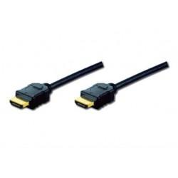 ASSMANN Electronic - 2m HDMI AM/AM cable HDMI HDMI Type A (Standard) Negro
