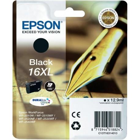 Epson - C13T16314022 129ml 500pginas Negro cartucho de tinta