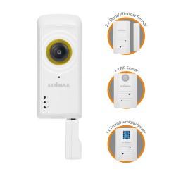 Edimax - IC-5170SC sistema de seguridad inteligente para el hogar Wi-Fi