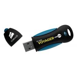 Corsair - Voyager 256GB unidad flash USB USB tipo A 3.0 (3.1 Gen 1) Negro, Azul