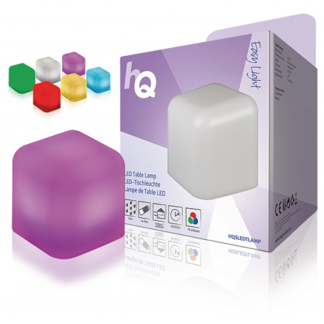 HQ - HQSLEDTLAMP 1.5W LED Color blanco luz ambiental