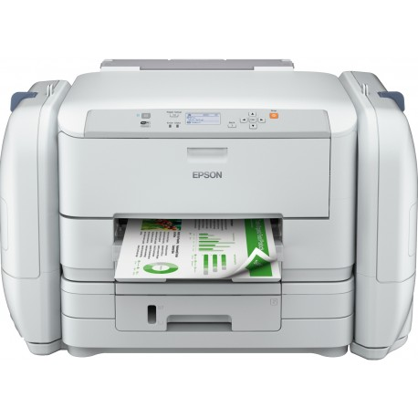 Epson - WorkForce Pro WF-R5190DTW Color 4800 x 1200DPI A4 Wifi impresora de inyección de tinta