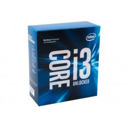 Intel - Core ® ™ i3-7350K Processor (4M Cache, 4.20 GHz) 4.2GHz 4MB Smart Cache Caja procesador