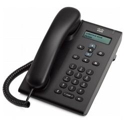 Cisco - 3905 teléfono IP Chocolate Terminal con conexión por cable 1 líneas