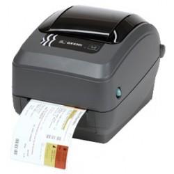 Zebra - GX430t impresora de etiquetas Transferencia térmica 300 x 300 DPI Alámbrico - GX43-102520-000