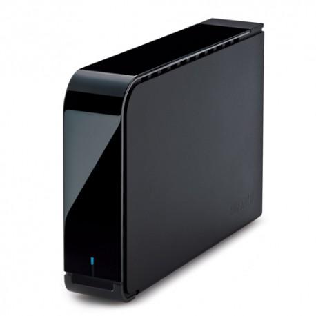 Buffalo - 1TB DriveStation Velocity 1000GB Negro disco duro externo