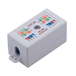 MCL - BM-C5E Cat5 Blanco caja de conexiones de red