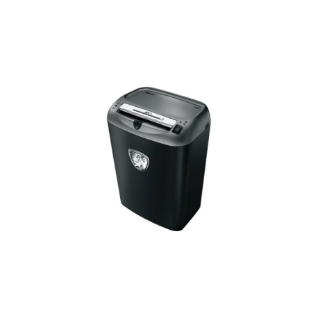 Fellowes - 75Cs Cross shredding Negro triturador de papel
