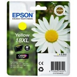 Epson - Daisy Cartucho 18XL amarillo - C13T18144012