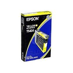 Epson - Cartucho T543400 amarillo