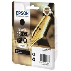 Epson - Singlepack Black 16XXL DURABrite Ultra Ink