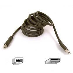 Belkin - USB A/B 1.8m 1.8m USB A USB B Gris cable USB