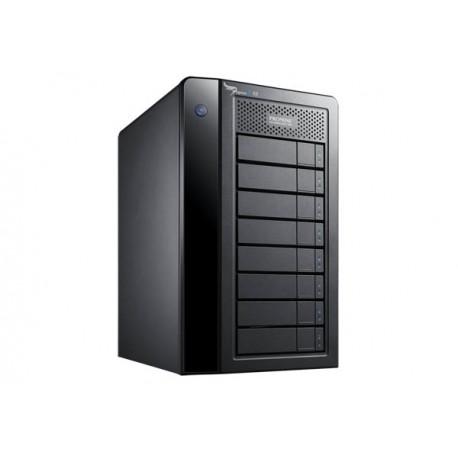 Promise Technology - Pegasus2 R8 48000GB Torre Negro unidad de disco multiple