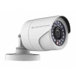 Conceptronic - CCAMP720TVI Cámara de seguridad CCTV Interior y exterior Bala Techo/pared 1296 x 732 Pixeles