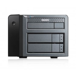Promise Technology - Pegasus2 R2+ 6000GB Escritorio Negro unidad de disco multiple