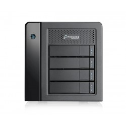 Promise Technology - Pegasus3 Symply Edition R4 12000GB Torre Negro unidad de disco multiple