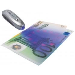 Safescan - 35 detector de billetes falsos Gris, Plata