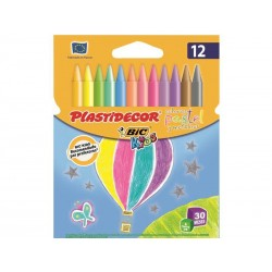 BIC - BIC EST. 12 PLASTIDECOR PASTEL 933961