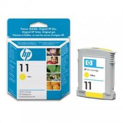 HP - 11 Amarillo cartucho de tinta