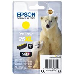 Epson - Polar bear Cartucho 26XL amarillo