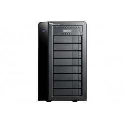 Promise Technology - Pegasus2 R8 32000GB Torre Negro unidad de disco multiple