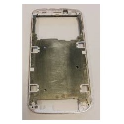 Phoenix Technologies - BCVP7000 recambio del teléfono móvil Middle frame chassis Negro