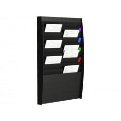 PaperFlow - FPF CLAS.VERTI.20 CAS.A4 NEGR.A4V2X10.01