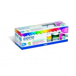 Giotto - GTO 12 TEMPERA CASE 25ML + BRUSH 356700